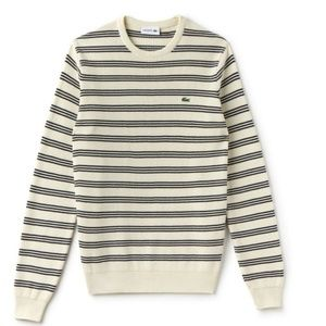 Lacoste Pull Over Sweater Knit